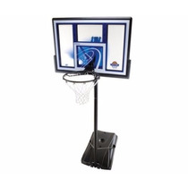 Tablero Profecional Basquetbol, Aro Y Base Portatil Lifetime