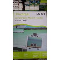 Suporte Universal Para Gps E Tablets De 7 Até 10 Polegadas!!