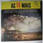 Lp As 14 Mais Volume 6 - Louco Por Voce - Roberto Carlos