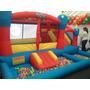 Inflables Para Interiores, Fiestas Infantiles, Recreacion
