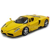 Kit Para Montar Ferrari Enzo 1:24 Maisto 39964-amarelo