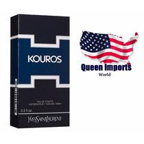 Perfume Kouros Masculino Original Fragrância