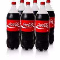 Refrigerante Coca-cola 2 Litros (6 Unidades)