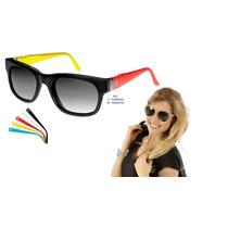 Óculos De Sol Champion Troca Hastes Gs00019a - Black