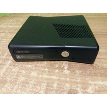 Xbox 360 Slim 4 Gb No Chip + 1 Control Y Cables
