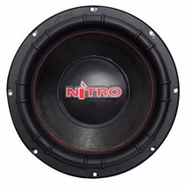 Alto Falante Subwoofer Spyder Nitro G5 12 700w Rms + Brindes