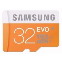 Cartão Memória Micro Sd 32gb Samsung Class10 Full Hd Me04