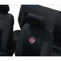 Uno Mille Fire Capa Protetora Banco Tecido Original Fiat