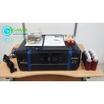 Multifuncional Epson Xp520 Cartuchos Rellenables Con Tinta
