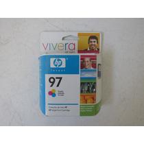 Cartucho De Tinta Hp 97 Tricolor Original Y Garantizado!
