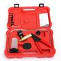 Hand Held Brake Bleeder Tester Set Tool Kit Vacuum Pump Car