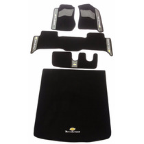 Tapete Automotivo Trailblazer Carro 7 Lugares + Porta Malas