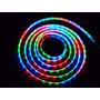 Fita Rgb 5050 Ultra Led Luz Arvore Natal Com Controle 5mts