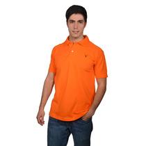 Chemise Bucardo Polo Shirt Naranja