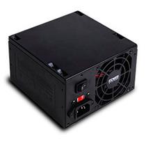 Acteck Fuente De Poder 500 Watts 24pines Molex Sata R500