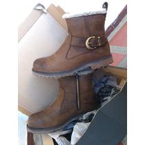 Zapatos Timberland 100% Cuero Con Garantía
