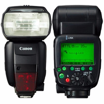 Flash Canon Speedlite 600ex Frete Gratis Todo Brasil