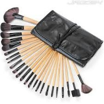 Set De Brochas Para Maquillaje 24 Piezas Make Up For You
