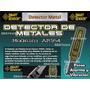 Detector De Metales Portatil Smart Sensor Y Super Escanner