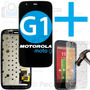Tela Touch Display Moto G G1 Xt1032 Xt1033 + Pelicula Vidro