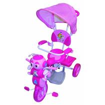 Triciclo Infantil Direccional Musical Para Nena Oferta!!!!!