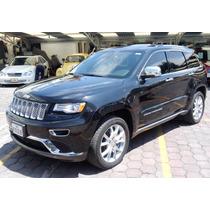Nueva Jeep Grand Cherokee Summit 4x4 2015