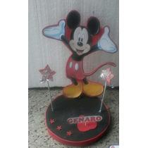 Centros De Mesa Infantiles! Cumpleaños Mickey Minnie