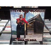 Lp - Stevie Ray Vaughan - Soul To Soul - Imp