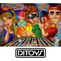 Juego A Todo O Nada Original Ditoys