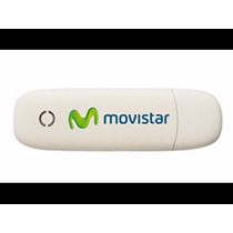 Modem Movistar Zte Mf190 Usb/ 3.5g Plus/ Branco