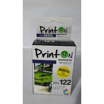 Cartucho Printon 122 Color