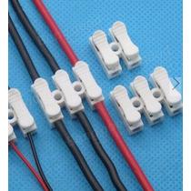 Conector 3 Vias Engate Rápido 10 Pçs /390bg/