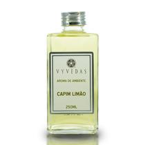 Aroma De Ambiente Capim Limão Difusor 250ml Vyvedas