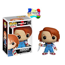 Chucky El Muñeco Diabolico Funko Pop Pelicula Chucky Cf