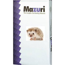 Alimento Mazuri Para Erizos E Insectivoros Bulto 11.3kg