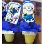 Centros De Mesa Infantiles Minnios Mickey Peppa Cars