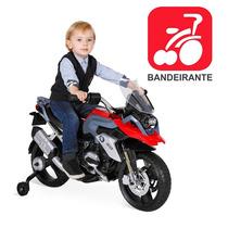 Mini Moto Eletrica Infantil Bmw Gs 12v A Melhor Da Categoria