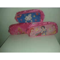 Cartucheras De Hello Kitty
