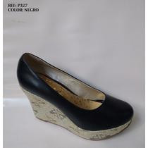 Sandalia Plataforma Dama Calzado Mujer Zapatilla Envío Grati