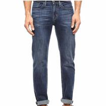 Original Pantalon Jeans Levis ® 527 Slim Boot Cut Leg Blue