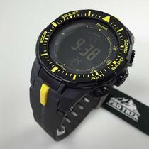 Reloj Casio Protrek Prg300-1a9 Solar Triple Sensor Wr100m