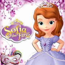 Kit Imprimible Princesita Sofía - Cumpleaños - Candy Bar