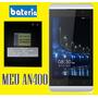 Bateria Celular Meu An400 Smarthphone Alta Duração Envio Já