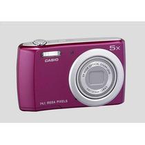 Câmera Digital Casio Qv-r200 14.1mp 2.7 S/ Caixa.