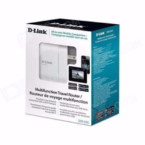 Router G D-link Dir-505 Repetidor Wifi/portatil