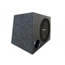 Caixa Com Subwoofer Pioneer Champion Series 1400w