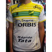 Camiseta Defensa Y Justicia Lyon Titular Y Suplente 2015