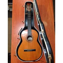 Remato Guitarra Electroacústica Española Marca Admira