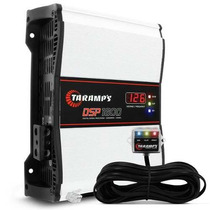 Modulo Amplificador Taramps 1600 Dsp1600 Wrms 2ohms Barra