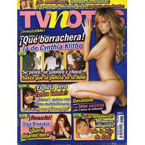Tv Notas - Geraldine Bazan - Cynthia Klitbo - Vero Castro